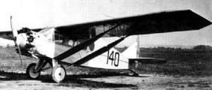 "Early Bellanca ""Miss Columbia"""