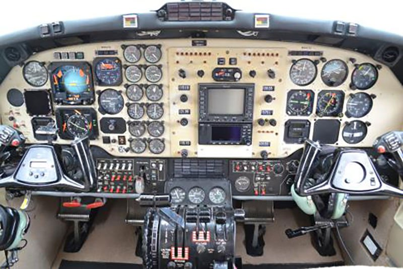 1982 King Air B200 For Sale