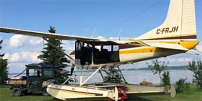 Cessna 185 Skywagon