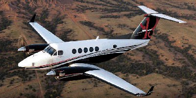Beech King Air 250