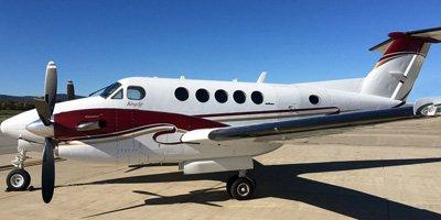 Beech King Air 300