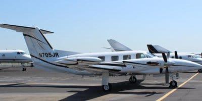Piper Cheyenne III