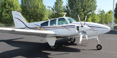Beech Baron 55-A55 for sale