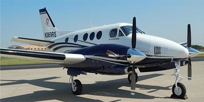 Beech King Air C90 for sale