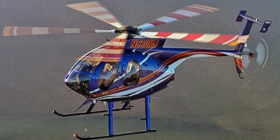 McDonnell Douglas Helicopters