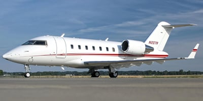 Bombardier Challenger 605 for sale