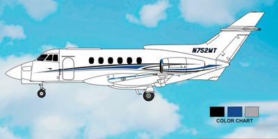 Hawker 850