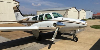Beech Baron B55 for sale