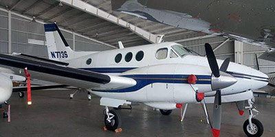 Beech King Air 90-A90
