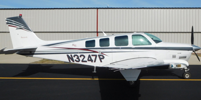 Beech Bonanza A36TC-B36TC