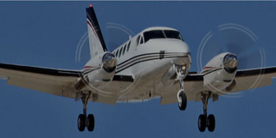 Beech King Air 100