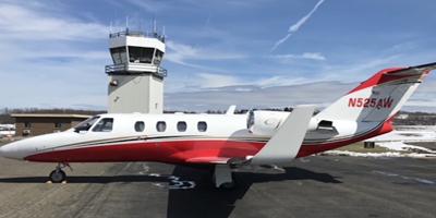 Cessna CitationJet CJ1