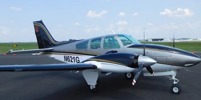 Beech Baron 55-A55