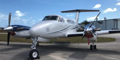 Beech King Air B200