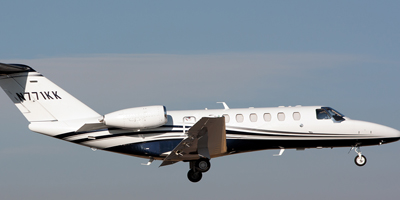 Cessna CitationJet CJ3
