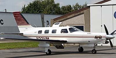 Piper JetPROP