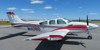 Beech Baron E55 for sale