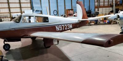 Mooney M20F