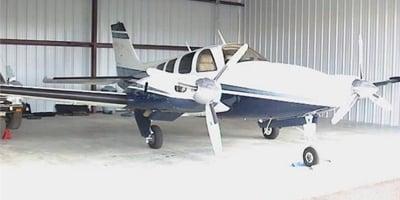 Beech Baron 58P