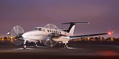 Beech King Air 350