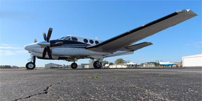 Beech King Air C90