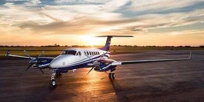 Beech King Air 350