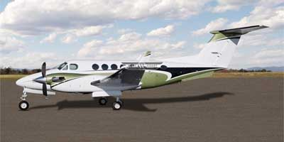 Beech King Air 200