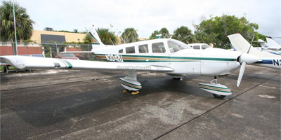 Piper Cherokee Six 300