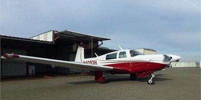 Mooney M20K for sale