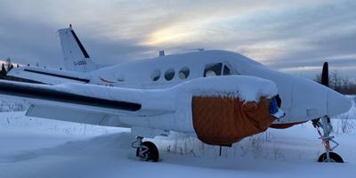 Beech King Air 90-A90