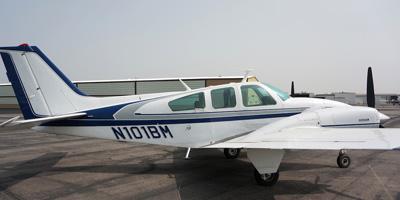 Beech Baron E55