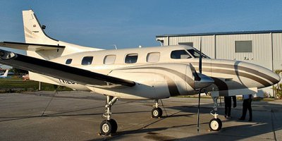 Swearingen-Fairchild Merlin for sale