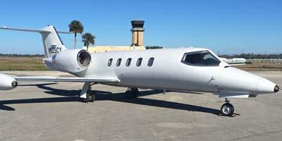 Learjet 35