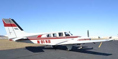 Beech Baron 58P for sale